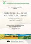 Sustainable Land Use and the Food Chain