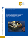 Development and characterisation of a diode laser based tunable high-power MOPA system