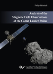 Analysis of the Magnetic Field Observations of the Comet Lander Philae